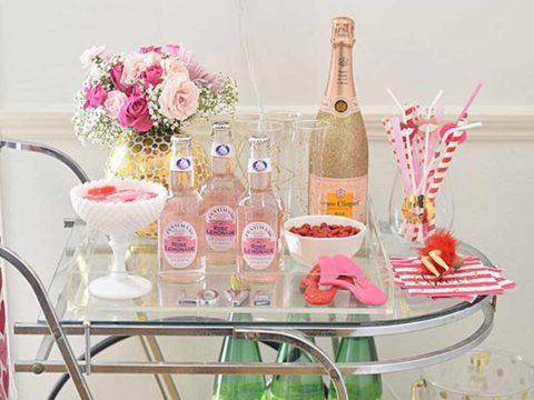 Bonbóny a želé cukrovinky pro domácí párty